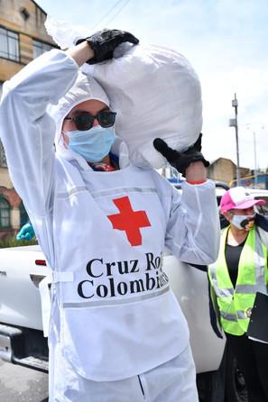 #BogotáSolidariaEnCasa