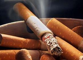 De cárie a câncer: O cigarro é o responsável por 90% dos casos de câncer de pulmão