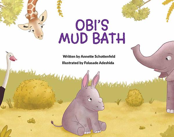 OBI'S MUD BATH - Front Cover thumbnail.p