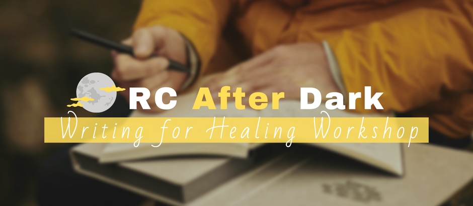 UPDATE: Writing For Healing Virtual Workshop