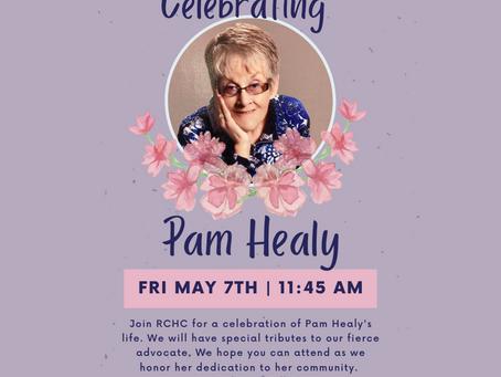 Pam Healy Celebration of Life!