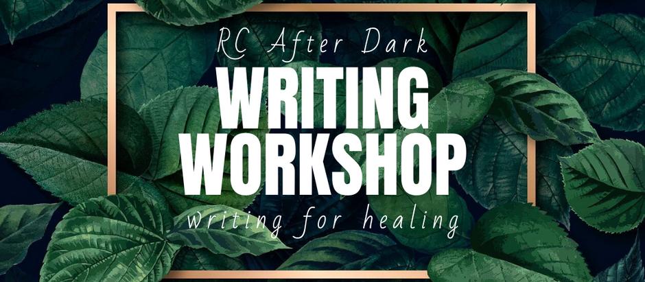 Writing Workshops have gone Virtual!