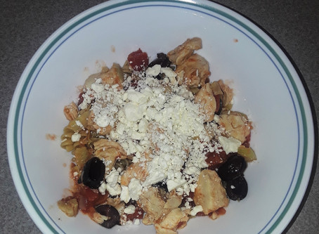 Greek Pasta Recipe