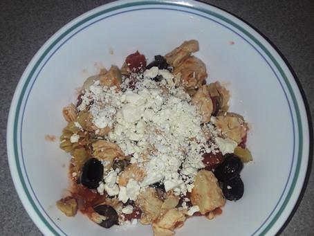 Greek Pasta Recipe