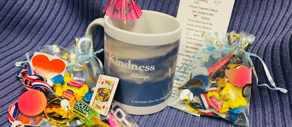 Give The Gift of Kindness! The Cups of Kindness are for sale all year round!