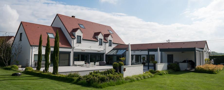 Maison en Belgique