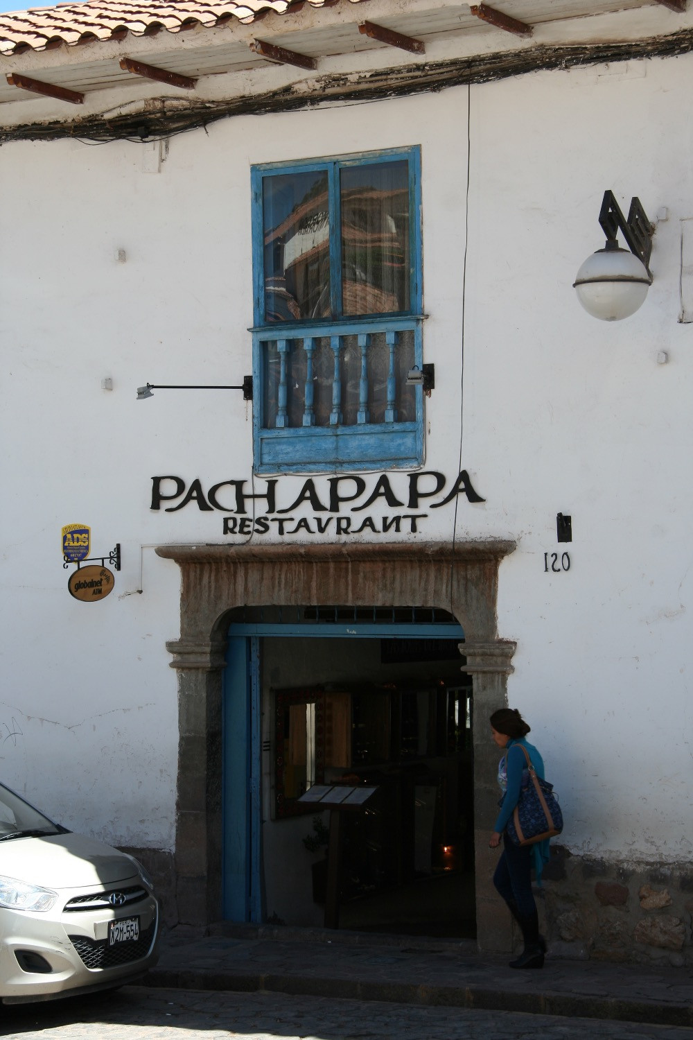 I ate at Pachapapa (meaning father earth) each night. The local Peruvian menu is simply awesome.
