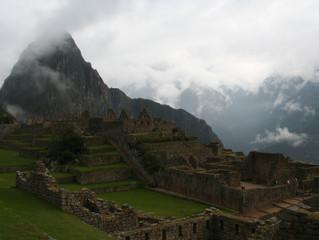 Machu Picchu - the lost city of the Incas?