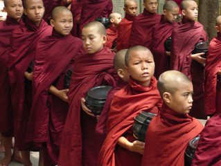 Myanmar series part 4 - MANDALAY