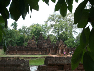A photo tour of Banteay Srei, Banteay Samre and East Mebon - Angkor temples further afield