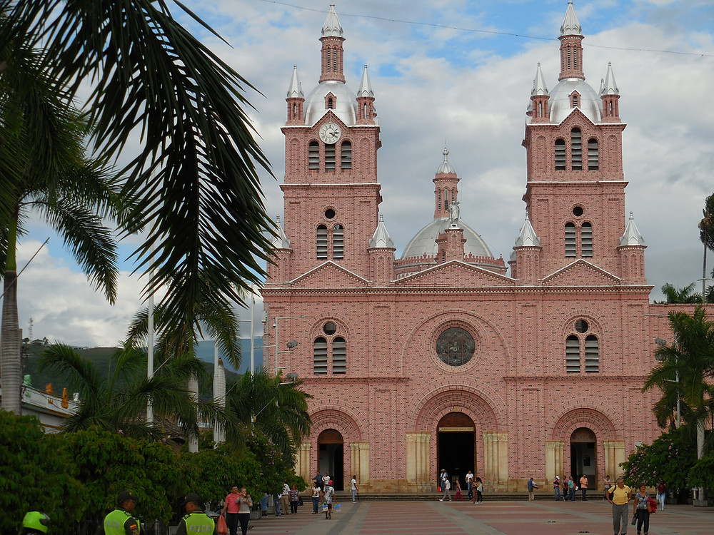 Basilica del Senor de los Milagros (Basilica of Our Lord of the Miracles)