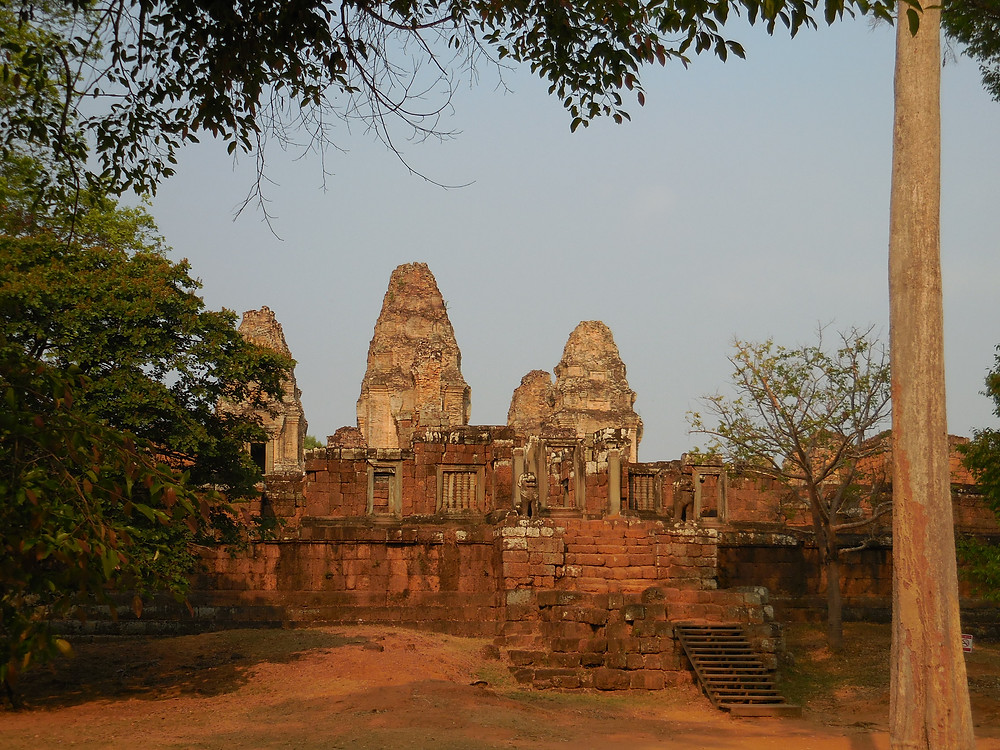 Entrance to East Mebon