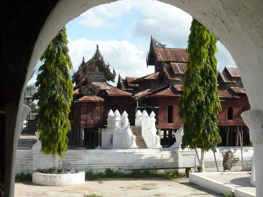 The Shwe Yan Pyay Monastery