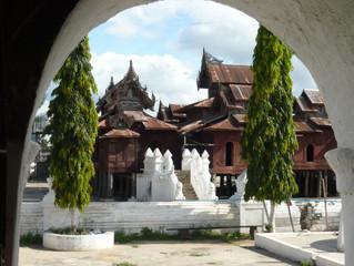Myanmar series part 5 - INLE LAKE
