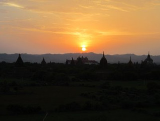Myanmar series part 3 - BAGAN