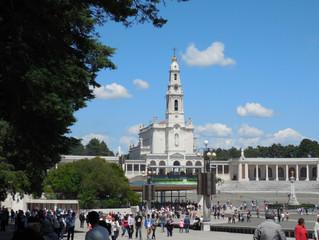 A pilgrimage to Fatima