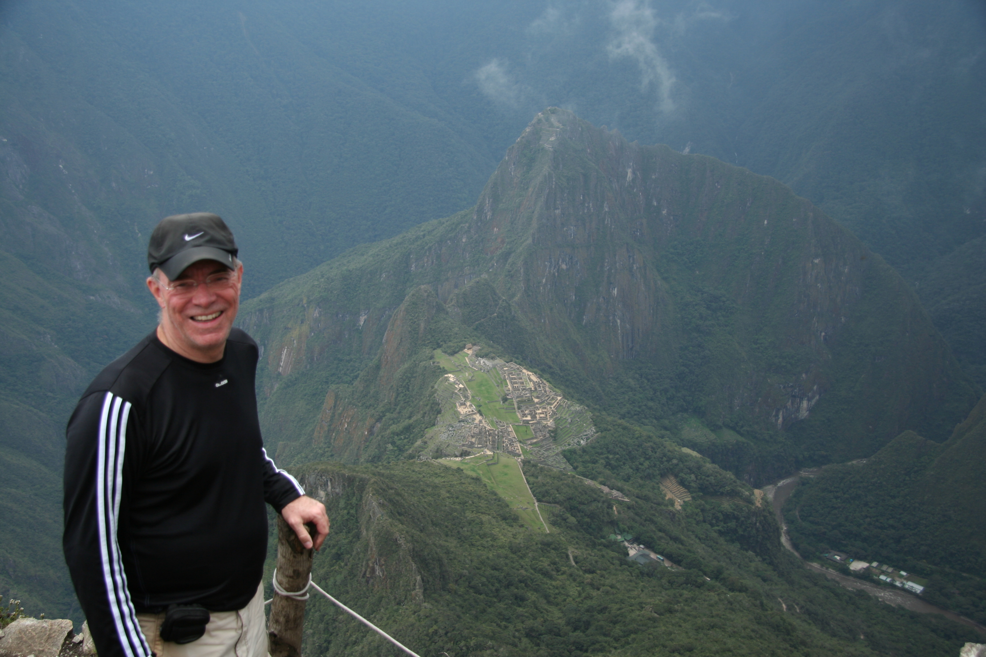 A top Machu Picchu Montana