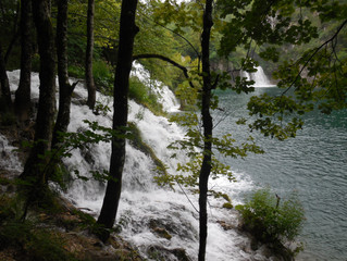 Plitvice National Park - a stunning waterfall paradise