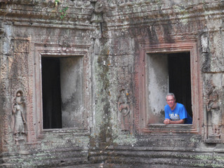 Preah Kahn - a photographic tour of the 12th century Angkor temple