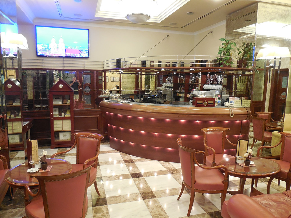 The design of the Best Western Astoria Hotel dates back to the 1930s