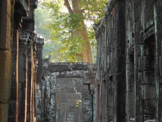 Banteay Kdei - a photographic tour of the Angkor temple