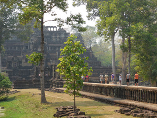 Angkor Thom - a photographic tour of this ancient Khmer city