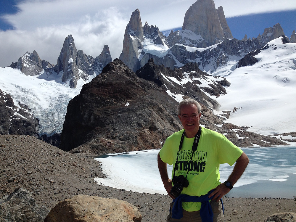 Laguna de los Tres - I made it!!!