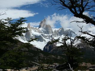Trekking in El Chalten, Argentina (Patagonia) - the trek to Laguna de los Tres