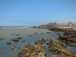The walled city of Essaouira