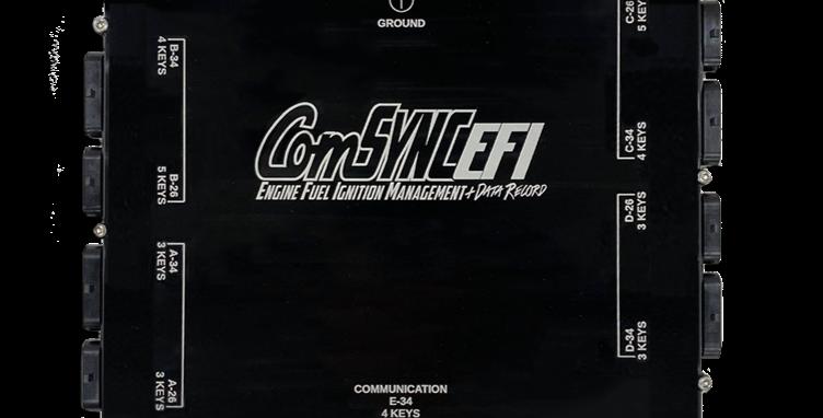 ComSYNC EFI ECU System