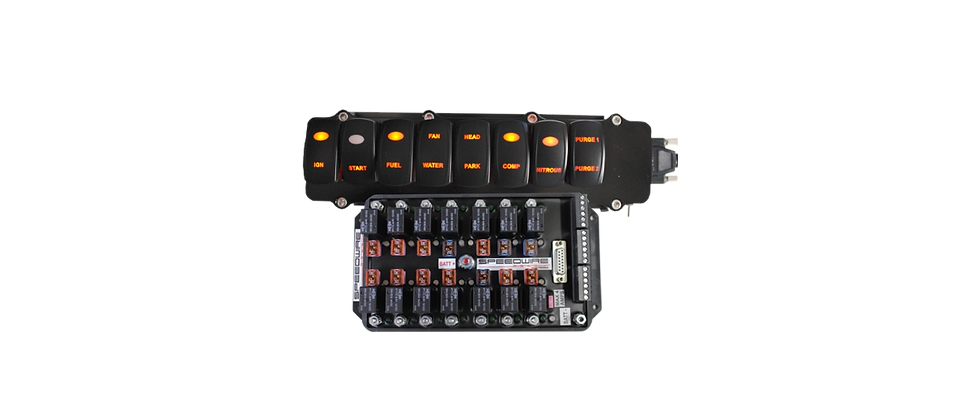 SPEEDWIRE 14-RELAY CONTROLLER &  8 SWITCH PANEL