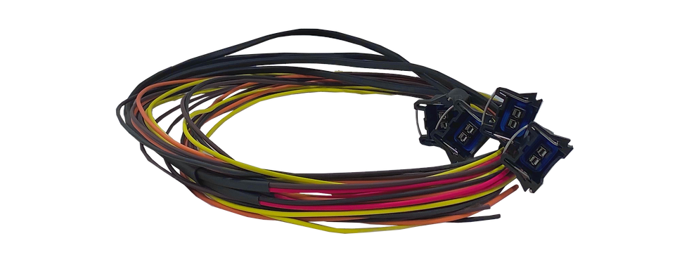 ComSYNC INJECTOR HARNESS (4-EV1 STYLE)