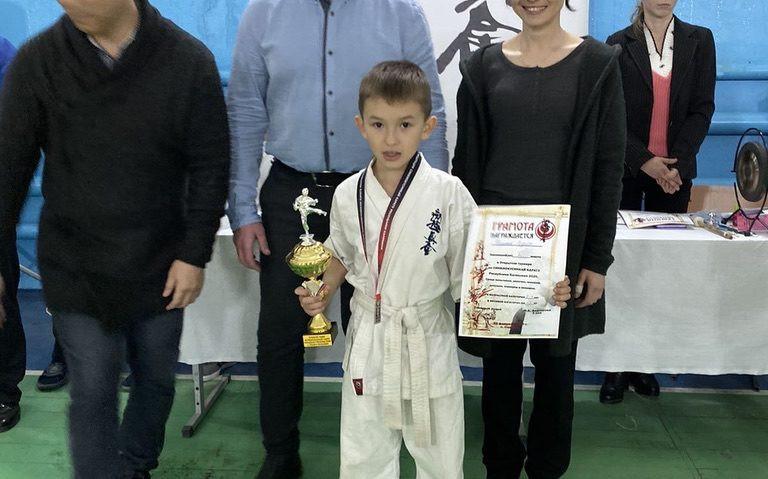 Пятый Открытый турнир по Синкиокусинкай каратэ Республики Калмыкия