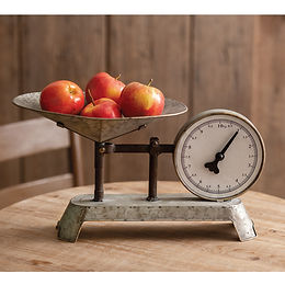 Decorative Kitchen Scale