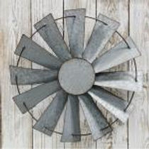 Windmill Wall Art
