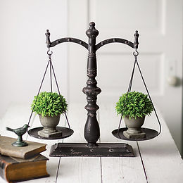 Decorative Balance Scale