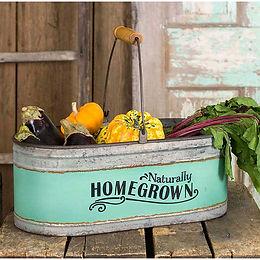 Homegrown Bucket