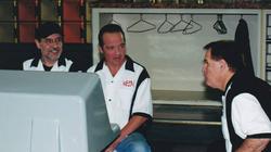 Bob, Eddie and Pete