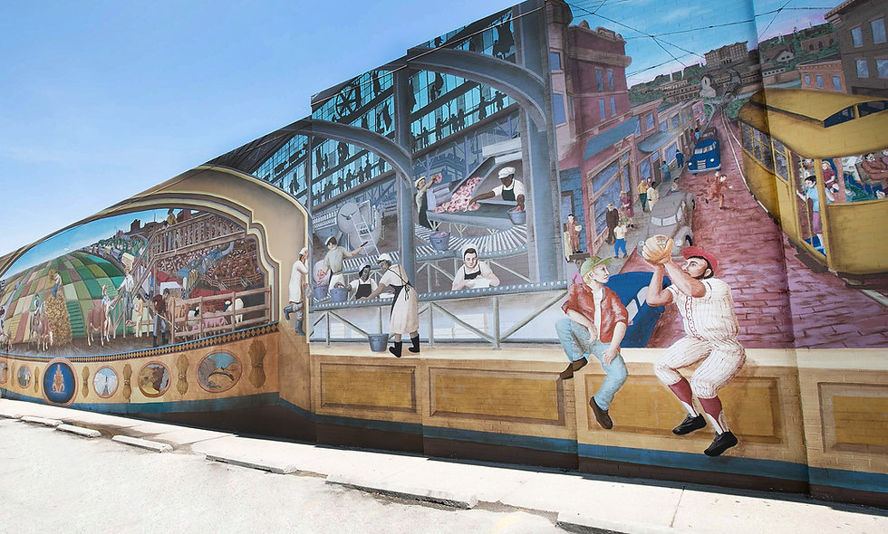 Nebraska Mural