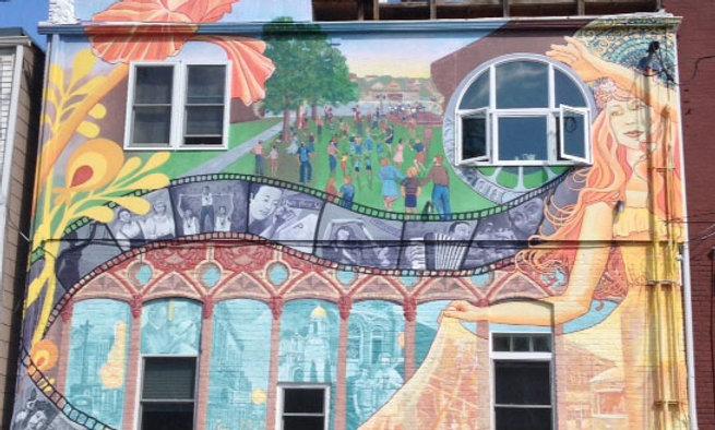 South 13th Street Mural