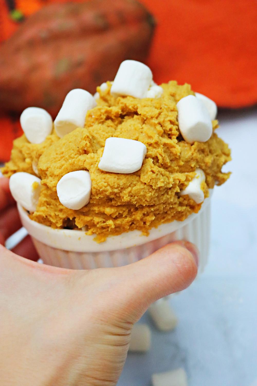Sweet Potato Casserole Cookie Dough