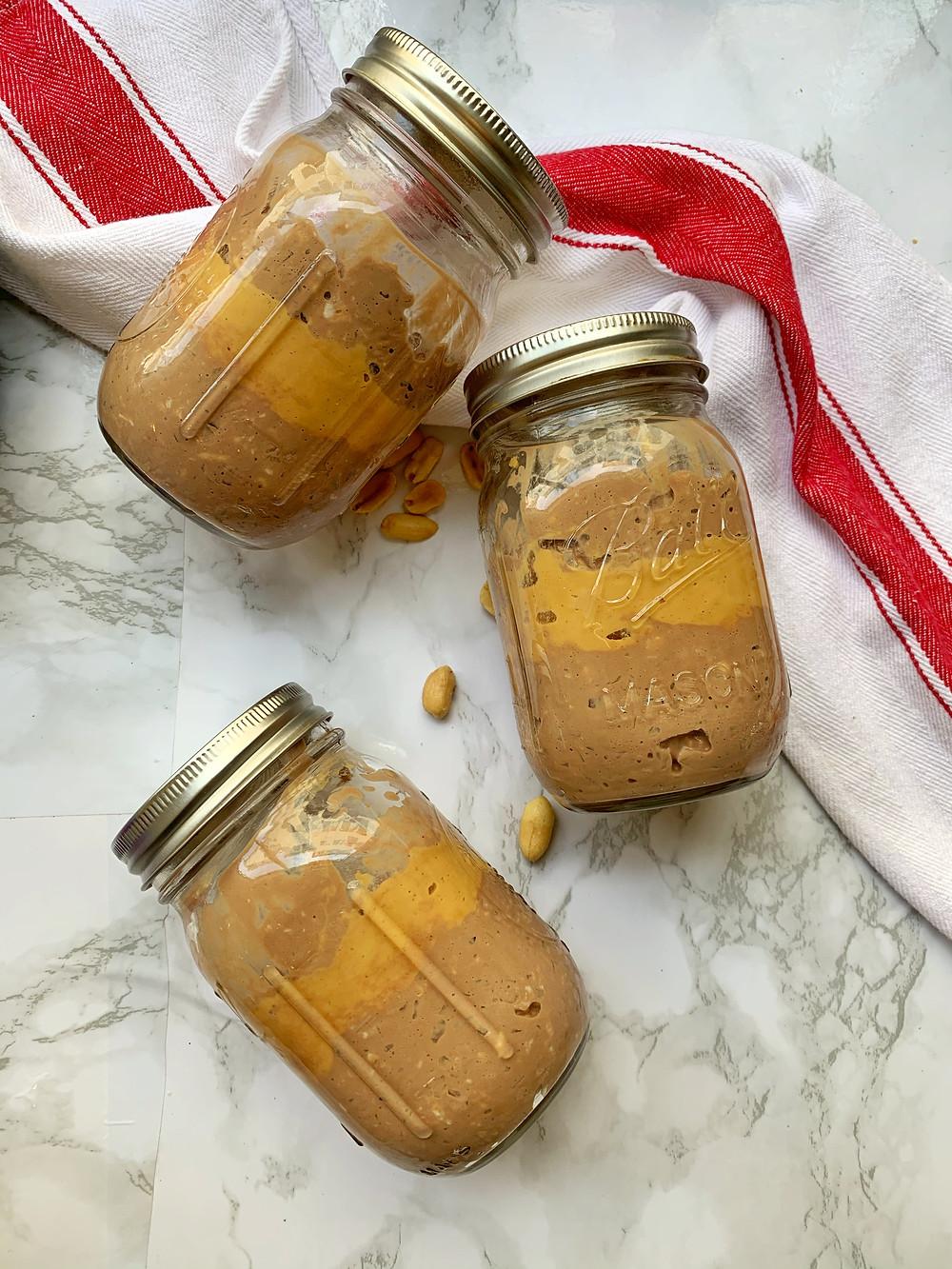 Chocolate Peanut Butter Cup Overnight Oats