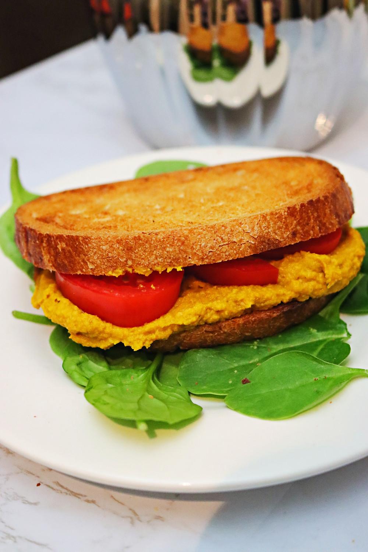 Vegan Sweet Potato Cheese