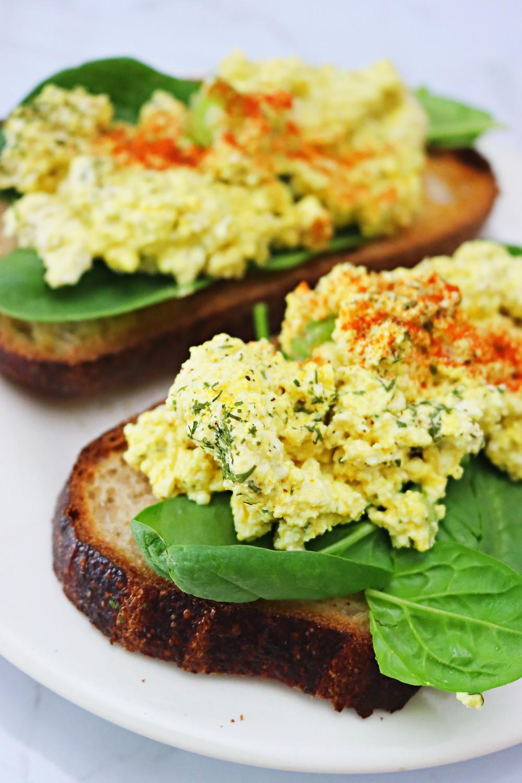 Vegan Egg Salad