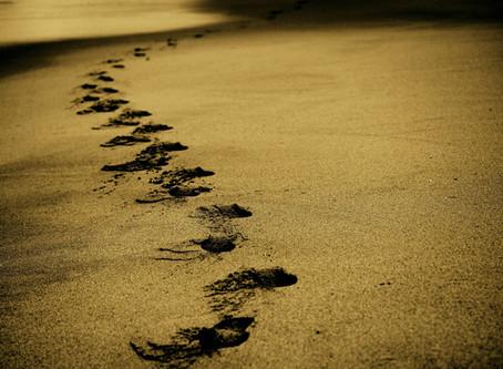 Le sable de mon pays