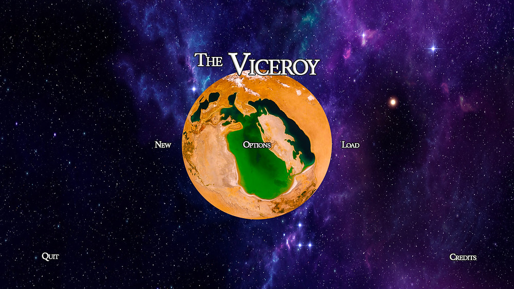 The Viceroy in Java!