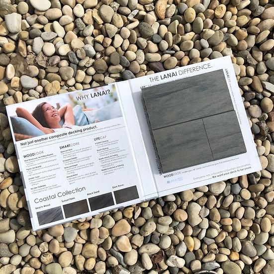 Beach Wood Decking Sample Booklet