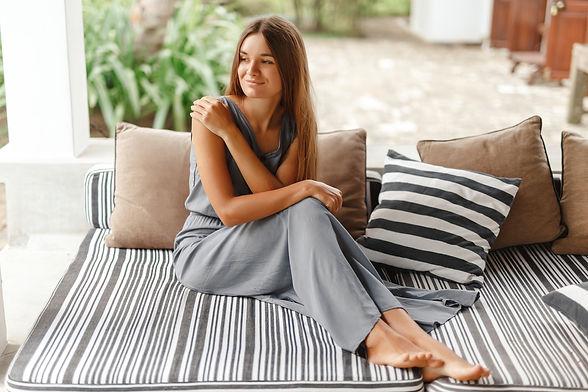 Woman relaxing on lounger.jpg