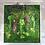 Thumbnail: Orta Yoğunluklu Mumyalanmış Bitki Yosun Duvar