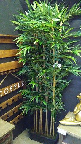 yapay bambu bitki-mumyalanmış bitki